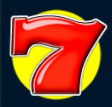 Ook het 7-symbool is bij de All Ways Fruits gokkast terug te vinden