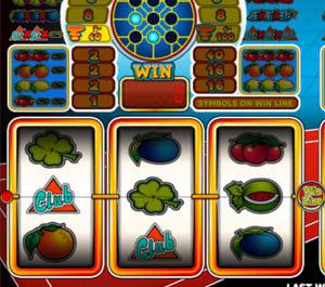 Mystery prijs op de Game 2000 gokkast