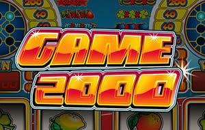 Game 2000 logo