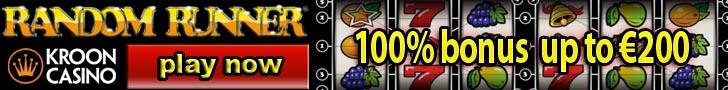 Speel Random Runner 15 bij Kroon Casino