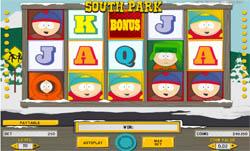 NetEnt's  South Park gokkast