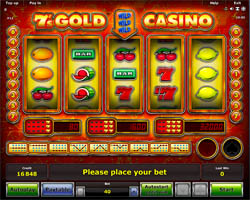 7's gold casino gokkast