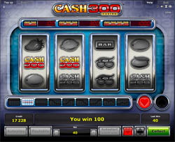 Cash 300 casino gokkast