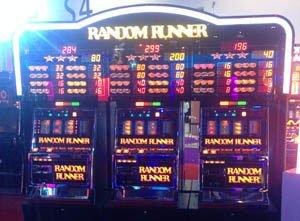 Random Runner Casino Triple Powered by Errel