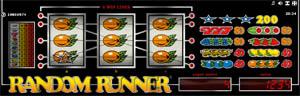 Random Runner Bovenspel