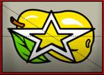 Random Runner 15 STER-symbool