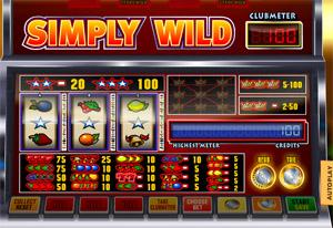 Online Fruitautomaten Simply Wild