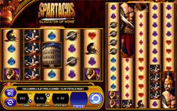 Spartacus gokkast